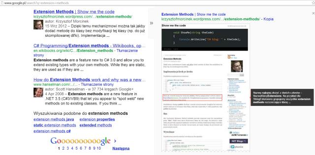 zdjecia autora w google