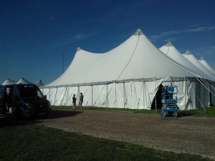 OHM2013 main tent