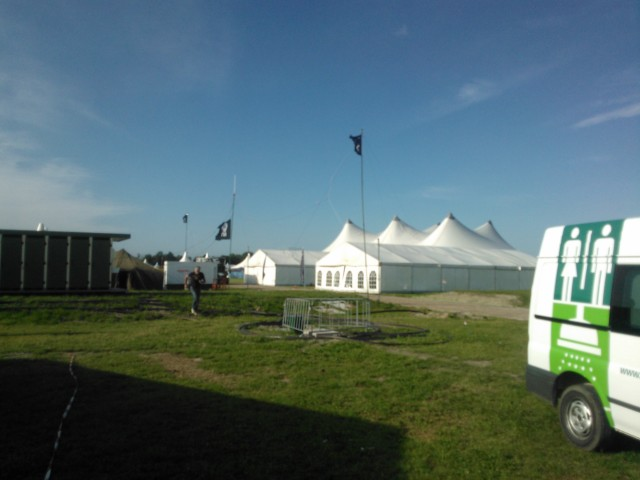 OHM2013 tents