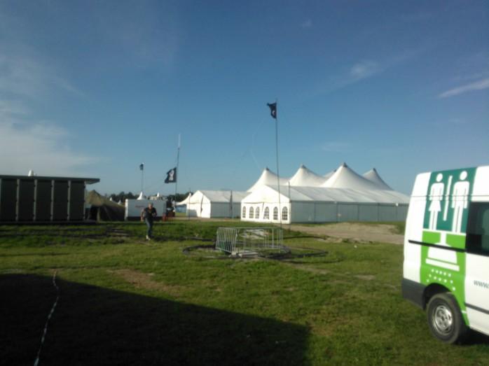 OHM2013 tents
