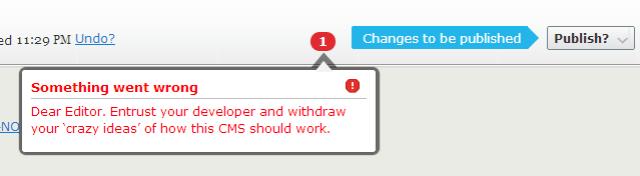 Episerver 7 saving page error