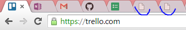 favicons in crowded browser