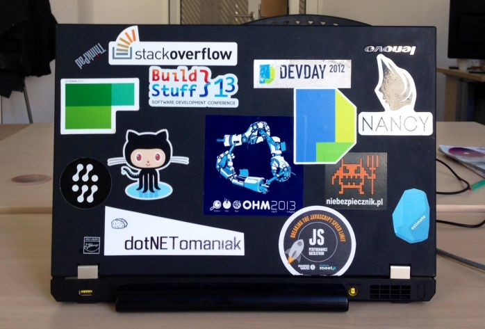 laptop stickers picture